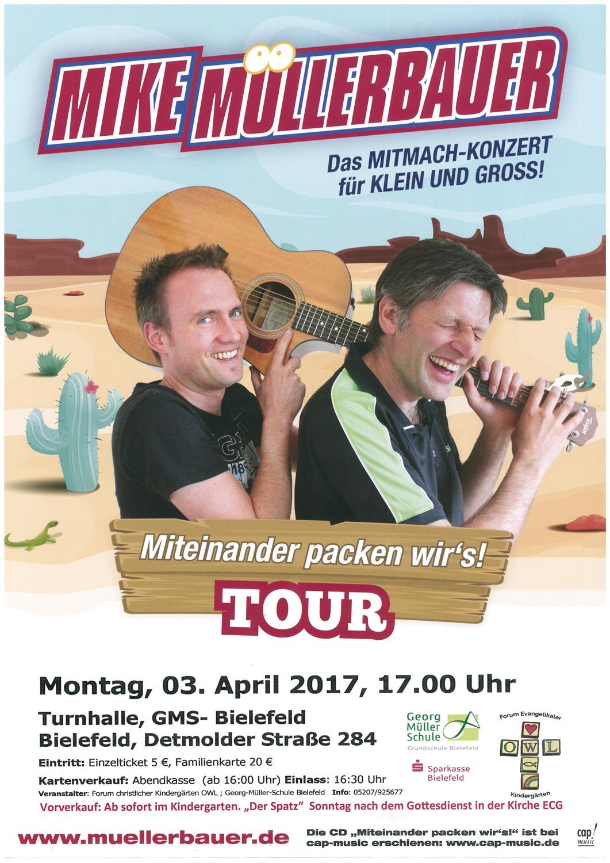 Mike Müllerbauer – Das Mitmach-Konzert
